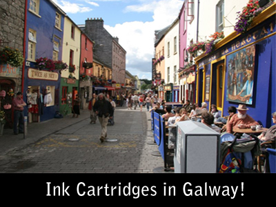Get Best Value and High Quality Ink Cartridges in Galway