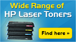 High quality HP toner cartridges for laser printers