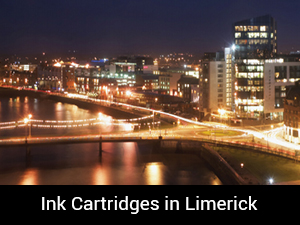 Get ink cartridges in Limerick available for all the top brands