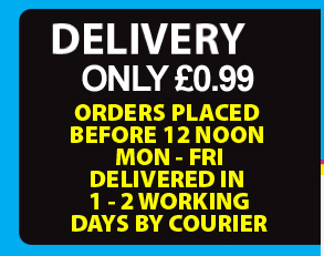 Delivery only €0.99 + VAT