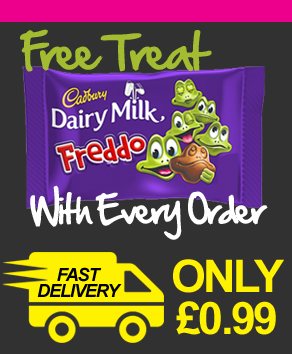 Free treat with every order